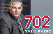 Radio Talk FM 702 – new immigration regulation of 2014 in South Africa